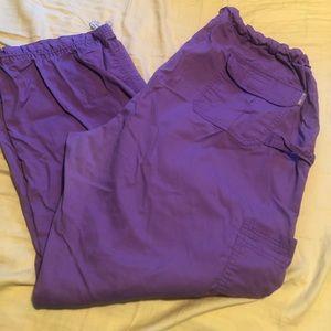 Scrub pants size 2xl